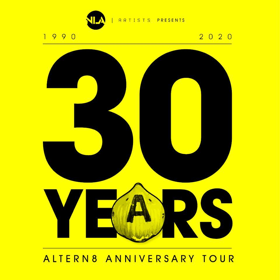 Altern8 - 30 Year Tour